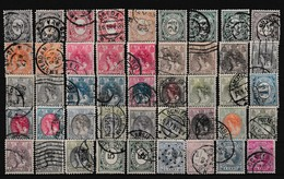 Nederland Kleine Verzameling G, Zeer Mooi Lot K847 - Timbres
