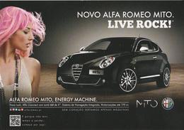 Alfa Romeo Mito - Turismo