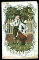 NEDERLAND ANSICHTKAART Uit 1918 MILITAIR Gelopen Naar VENRAY * FANTASIE (3887) - Fantasie