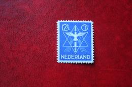 VredesZegel Peace Stamp NVPH 256 (Mi 261) 1933 Ongebruikt / MH NEDERLAND / NIEDERLANDE - Unused Stamps