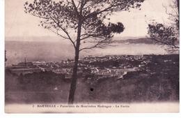 Marseille - Panorama De Montredon Madrague - Le Fortin - Marseille