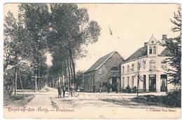 Heyst-op-den-Berg - Kruispunt 19..  (Geanimeerd) - Heist-op-den-Berg