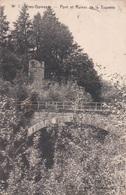 Yves-Gomezée Pont Et Ruines De La Tourette - Walcourt