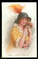 NEDERLAND ANSICHTKAART MILITAIR UIT 1915 Gelopen Van ENSCHEDE Naar WOUDRICHEM * FANTASIE (3887i) - Fantasie