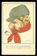 NEDERLAND ANSICHTKAART Uit 1950 Gelopen Van GRAVE Naar GORINCHEM * FANTASIE (3887L) - Andere