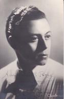 RICARDO ALPUENTE AUTOGRAFO AUTOGRAPH. ACTOR. CIRCA 1950. -BLEUP - Autographs