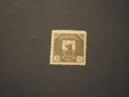 FINLANDIA-CARELIA- 1922 0RSO 5 P - NUOVO(+) - Finlandia
