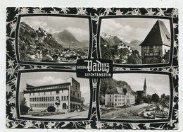 LIECHTENSTEIN -  AK 329041 Vaduz - Liechtenstein
