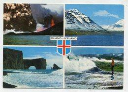 ICELAND -  AK 329072 - Iceland