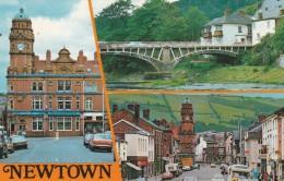 NEWTOWWN  MULTI VIEW - Montgomeryshire