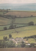 DEVON - COMPTON POOL FARM - 2 CARDS - England