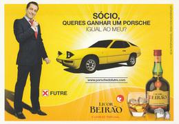 Porsche - Licor Beirao - Passenger Cars