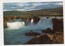 ICELAND - AK 329101 Waterfall Godafoss - Iceland