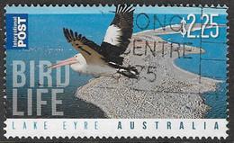 Australia 2011 Lake Eyre $2.25 Sheet Stamp Good/fine Used [23/20540/ND] - 2010-... Elizabeth II