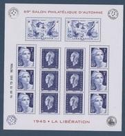 2015-N°F 4986**  LA LIBERATION 1945 - France