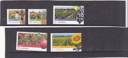 Australia ASC 2968-2972 2012 Farmong,Mint Never Hinged - 2010-... Elizabeth II