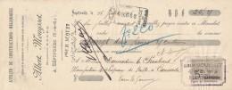 AC   B3361 - Chèque / Billet à Ordre  Alebert Mouysset Septfonds (82)( Précisions Sté, état... Voir Scan) - Non Classés