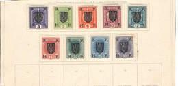 Ucraina PO 1919 Timbre Austria 1916/18  Con Tridente Scott.   See Scan On Page - Ukraine