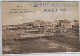 Anzio  -alte  Karte( Ka2831  ) Siehe Scan ! - Italia