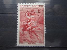 VEND BEAU TIMBRE D ' ALGERIE N° 346 , X !!! - Algeria (1924-1962)