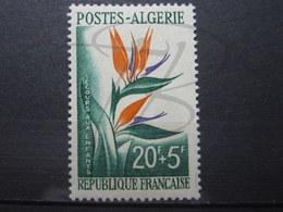 VEND BEAU TIMBRE D ' ALGERIE N° 351 , X !!! - Algeria (1924-1962)