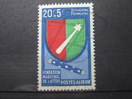 VEND BEAU TIMBRE D ' ALGERIE N° 352 , X !!! - Algeria (1924-1962)