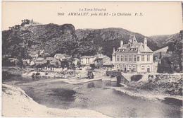 81 - Le Tarn Illustré - AMBIALET, Près ALBI - Le Château P.X. - 1928 - France