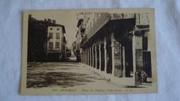 REALMONT-PLACE DE L EGLISE - Realmont