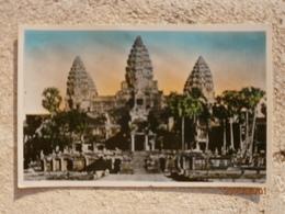 Cambodge. Angkor Vat, Le Massif Central (A4p19) - Cambodge