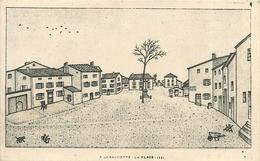 43 - LA CHOMETTE - VUE DESSINEE - 1931 - Frankrijk