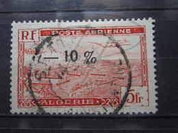 """VEND BEAU TIMBRE DE POSTE AERIENNE D ' ALGERIE N° 1A , CACHET """" SETIF """" !!! - Algérie (1924-1962)"""