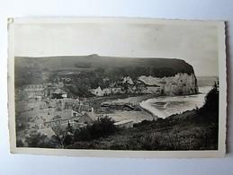 FRANCE - SEINE MARITIME - YPORT - Panorama - 1957 - Yport
