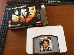Jeux Nintendo 64 Goldeneye 007 - Nintendo 64