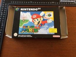 Jeux Nintendo 64 Super Mario (boite Vide) - Nintendo 64