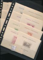 FRANCE COLONIES EXPO DE 1937 LE JEUX DE BF 20 BF SANS CHARNIERE LES QUATRE DERNIERS SANS GOMME - 1937 Exposition Internationale De Paris