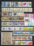 CHINE (FORMOSE) - ANNEES 90 - PETIT LOT (5 SCANS) TIMBRES + BLOCS ** - COTE YVERT = 186 EUR. - 1945-... República De China