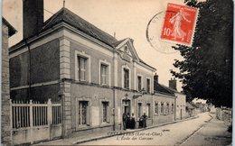 41 - CELLETTES -- L'Ecole Des Garçons - Autres Communes