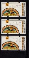 613451962 AUTOMAATZEGELS SET MICHEL 23.S1 1994 - Vignettes D'affranchissement (Frama)