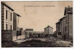 A Identifier : Parpaing-sur-la-Ville : Rue Du Maréchal - Joffre - Postkaarten