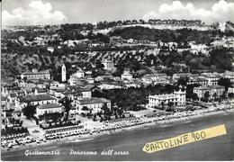 Marche-ascoli Piceno-grottammare Veduta Panoramica Dall'aereo Grottammare - Altre Città