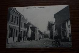 Vondelstraat  St.-Quintens-Lennick   Lennik  Verstuurd  1912 - Lennik