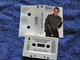 CHRISTIAN MORIN VOIR DESCRIPTIF ET PHOTO... REGARDEZ LES AUTRES (PLUSIEURS) - Cassettes Audio