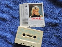 KIM WILDE VOIR DESCRIPTIF ET PHOTO... REGARDEZ LES AUTRES (PLUSIEURS) - Cassettes Audio