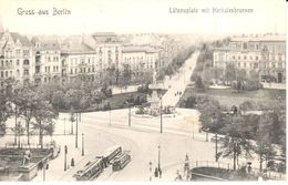 Deutschland - Berlin - Gruss Aus Berlin - Lützowplatz Mit Herkulesbrunnen - Allemagne