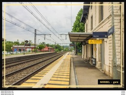 01  MIRIBEL  .. ..  La  Gare  Interieure .. Les  Quais - Other Municipalities