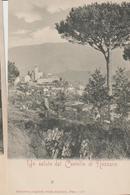 Un Salute Dal Castello Di Mezzano 1901 - Other Cities