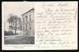 BRUXELLES OUEST - ST.JANS MOLENBEEK == 115 RUE DU KORENBEEK ,, TRAM BOURSE - BERCHEM - St-Jans-Molenbeek - Molenbeek-St-Jean