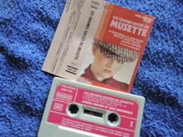MUSETTE VOIR DESCRIPTIF ET PHOTO... REGARDEZ LES AUTRES (PLUSIEURS) - Audio Tapes