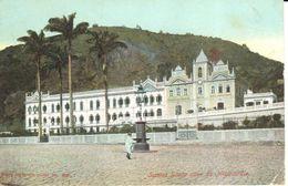 Amérique - Brésil - Santos Santa Casa De Misircordia - Brazil