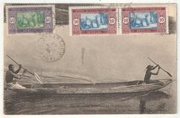 Afrique Occidentale - Piroguiers - Fortier 437 - 1930 - Sénégal